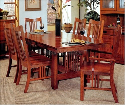 Delightful Mission Oak Dining Room Chairs This 6 Mission Oak Dining Chairs Is