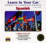 Product 1560151412 - Product title Learn in Your Car: Spanish : Complete Language Course (Listening Guides and 6 Cassettes)