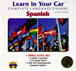 Learn in Your Car Spanish Three Level...