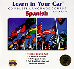 Learn in Your Car: Complete Language Course: Spanish