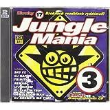 Jungle Mania Vol.3 - 17 Brokneck Roadblock Ryddims!!!  [includes Bonus Grooverider Mix CD]