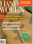 Handwoven Magazine, May/June 2012 by…