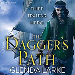The Dagger's Path Audiobook