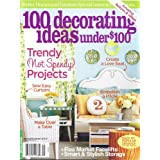 Trendy (Not Spendy) Projects