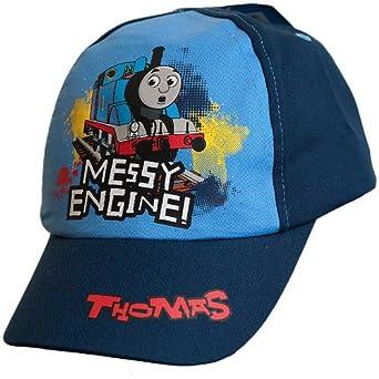 Boys Thomas The Tank Engine Messy Engine - Peak Cap