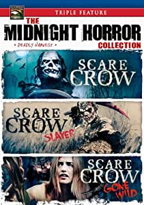 Scarecrow Triple Feature