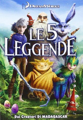Le 5 Leggende [Italia] [DVD]