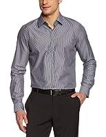 Strellson Premium Herren Businesshemd Slim Fit 11002382 / L-Quentin