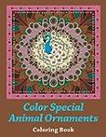 Color Special Animal Ornaments Colori...