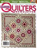 Quilters Newsletter Magazine (1-year auto-renewal)
