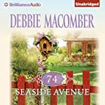 74 Seaside Avenue: Cedar Cove, Book 7 (       UNABRIDGED) by Debbie Macomber Narrated by Sandra Burr