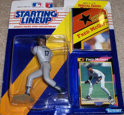 Fred Mcgriff 1992 Starting Lineup [Toy] - 1