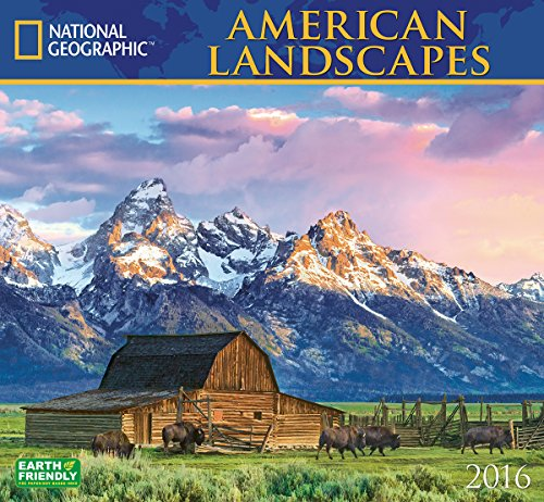 American Landscapes Calendar