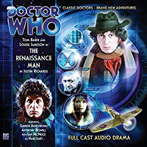 Doctor Who - The Renaissance Man Audiobook
