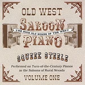 Squeek steele old west saloon piano 1 music for House music names