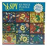 I Spy Puzzle - 1,2,3 Puzzle