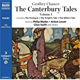 The Canterbury Tales: Audio CDs (Modern English format): v. 1 (The great tales)by Geoffrey Chaucer