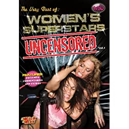Women's Superstars Uncensored: Volume One (Women's Pro Wrestling)