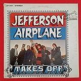 JEFFERSON AIRPLANE Takes Off LP Vinyl VG+ Cover VG RCA Victor LSP 3584 1stP 3rdV