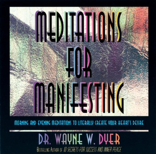 Meditations For Manifesting back-358044