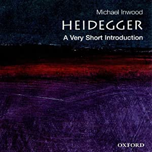Heidegger: A Very Short Introduction Audiobook
