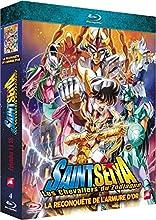 Saint Seiya - Les chevaliers du Zodiaque : La reconquête de l'armure d'or - Épisodes 1 à 35 [Blu-ray]