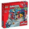 LEGO 10687 Juniors Spider-Man Hideout-Parent