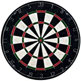 TG Pro Style Bristle Dart Board Set with 6 Darts and Board (Multicolor, 18-Inch)