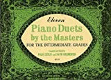 img - for Eleven Piano Duets By the Masters for the Intermediate Grades book / textbook / text book