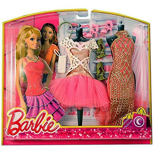 Barbie-Fashion-Night-Looks-Pink-and-Gold-Glimmer-by-Mattel