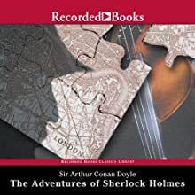 The Adventures of Sherlock Holmes (       UNABRIDGED) by Arthur Conan Doyle Narrated by Patrick Tull