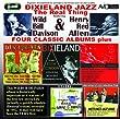 Dixieland Jazz: Four Classic Albums Plus (Happy Jazz/New Orleans Jazz/Bixieland/Dixiecats)
