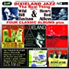 Dixieland Jazz: Four Classic Albums Plus (Happy Jazz/New Orleans Jazz/Bixieland/Dixiecats)