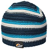 Lowe Alpine Striped Rib Beanie (Teal)