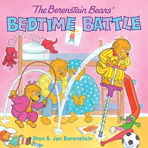 The Berenstain Bears' Bedtime Battle (Berenstain Bears Books compare prices)