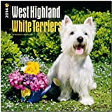 BrownTrout West Highland White Terriers 2014 Wall