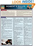 Robert'S Rules Of Order (Quick Study: Business)