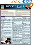 Robert'S Rules Of Order (Quick Study:...