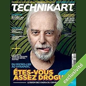Technikart : numéro d'octobre 2016 Magazine Audio