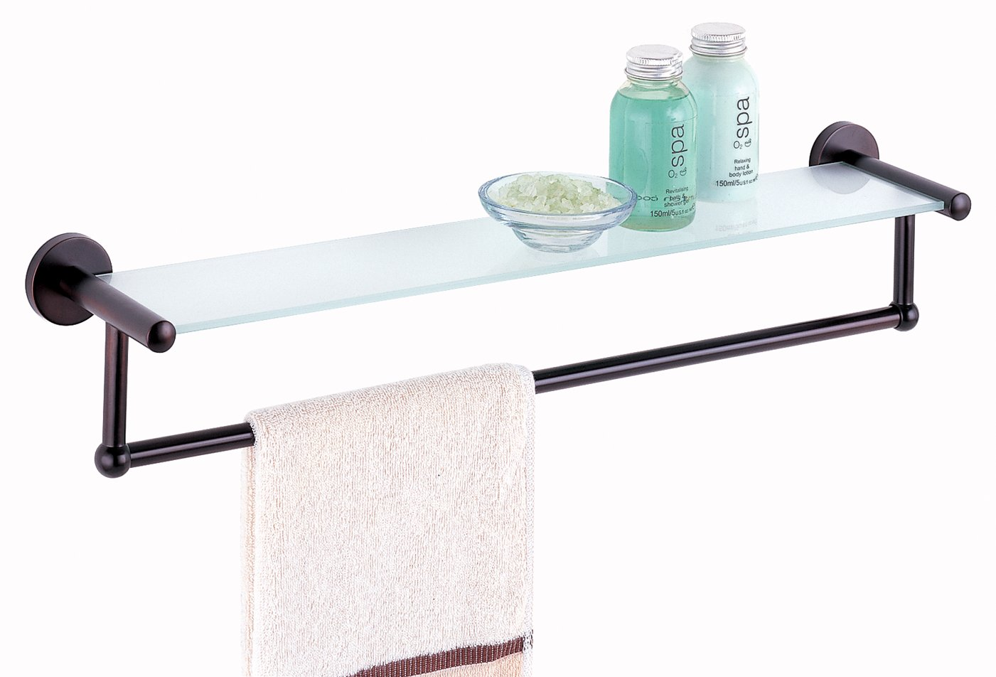 Wall mounted Towel Racks and Bar
