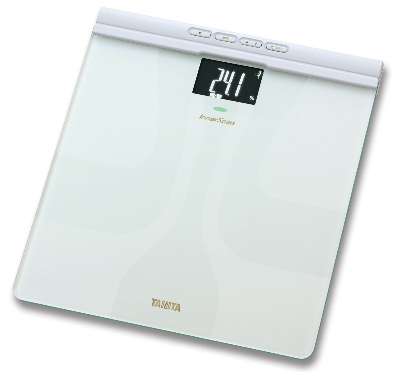 Tanita BC582 Electronic Glass Body Composition Monitor