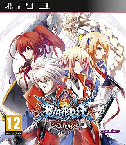 BlazBlue: Chrono Phantasma Extend (Playstation 3) [Edizione: Regno Unito]