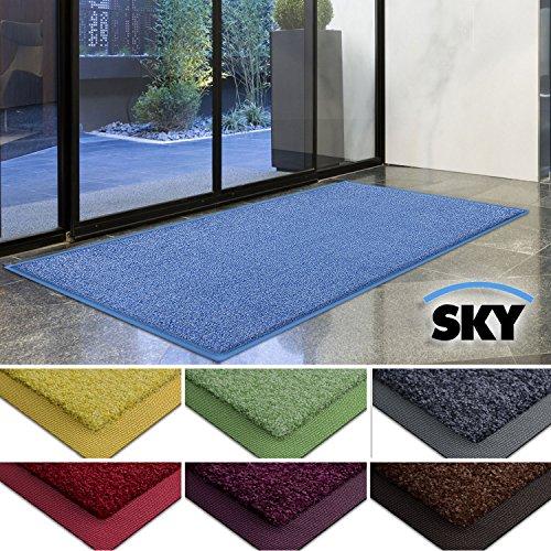 casa-purar-dirt-trapper-barrier-mat-with-matching-rubber-edge-blue-85-x-150cm-non-slip-absorbent