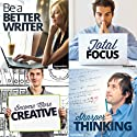 The Writer's Hypnosis Bundle: Unleash the Wordsmith Within, Using Hypnosis  by Hypnosis Live Narrated by Hypnosis Live