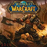 World of Warcraft® 2016 Mini Calendar