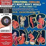 It's Man's Man's Man's World - Cardboard Sleeve - High-Definition CD Deluxe Vinyl Replica - IMPORT