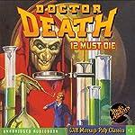 Doctor Death #1, February 1935 |  Zorro, RadioArchives.com
