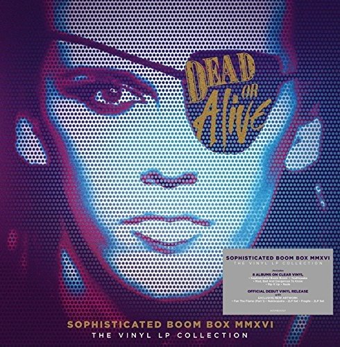 Dead Or Alive - Sophisticated Boom Box Mmxvi - Zortam Music