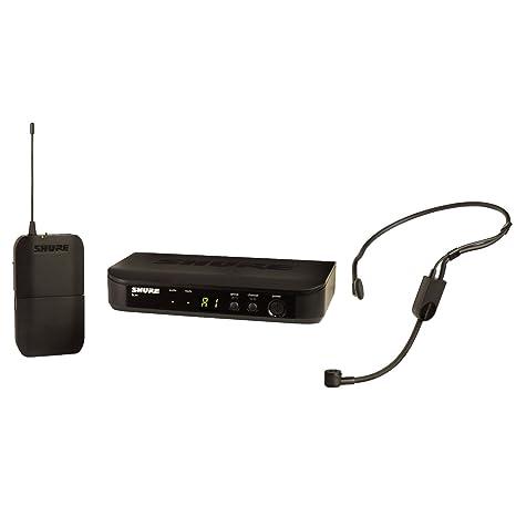 Shure BLX14-P31 (H8E, 514 - 542 MHz) système micro-casque sans fil