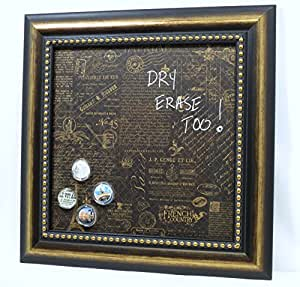 Amazonm  Handcrafted Magnetic Dryerase Memo Board